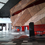 Melbourne Convention Centre foyer